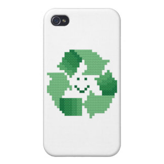 Recycle Symbol iPhone 4/4S Cover