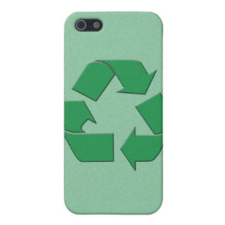 RECYCLE SYMBOL iPhone 5/5S CASE