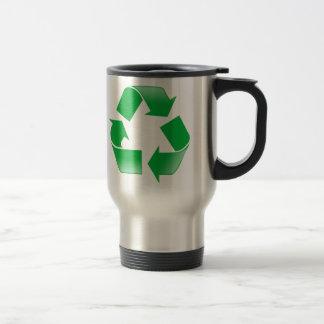 Recycle Symbol Mug