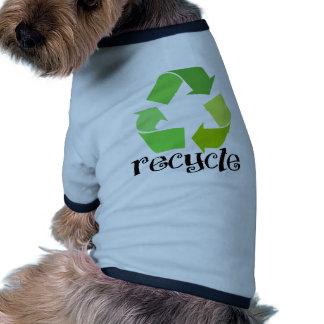 Recycle Symbol! Pet Clothes