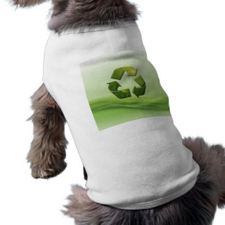 Recycle Symbol Pet Shirt