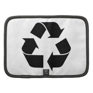Recycle Symbol Planners