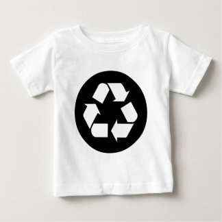 Recycle Symbol - Reduce, Reuse, Recycle Baby T-Shirt