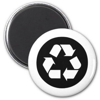 Recycle Symbol - Reduce, Reuse, Recycle Magnets