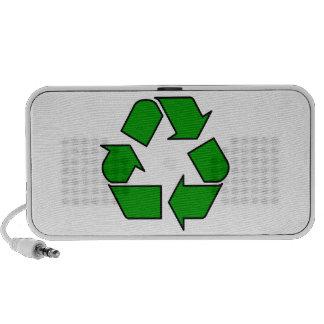Recycle Symbol Mini Speaker