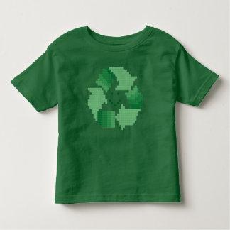 Recycle Symbol Toddler Shirt