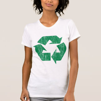 Recycle T-Shirts For Earth Day Tees