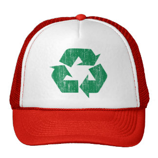 Recycle T-Shirts For Earth Day Trucker Hat