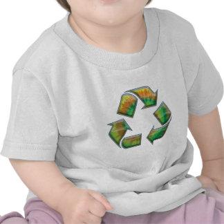 Recycle - Tie-Dye T Shirt
