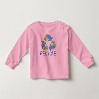 Recycle Toddler T-shirt
