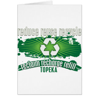 Recycle Topeka Card