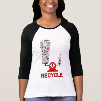 Recycle Trash Shirt