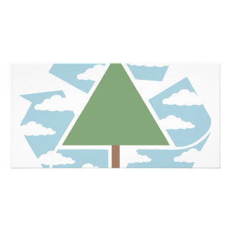 Recycle - Tree -1 Card