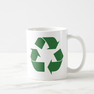 Recycle Triangle Coffee Mug