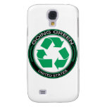 Recycle United States Galaxy S4 Cover
