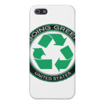 Recycle United States iPhone 5 Covers