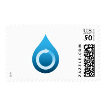 Recycle water postage