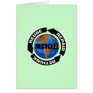 Recycle World Card