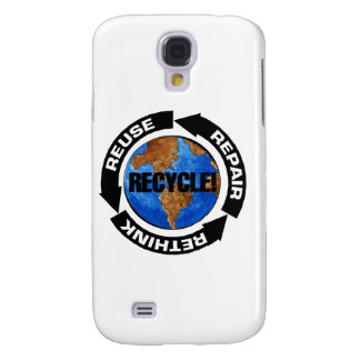 Recycle World Galaxy S4 Cover