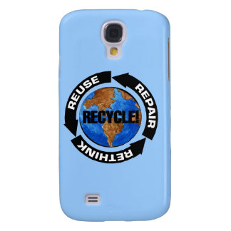 Recycle World Samsung Galaxy S4 Case