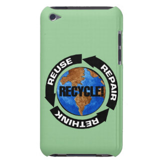 Recycle World iPod Touch Covers