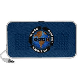 Recycle World Laptop Speakers