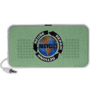 Recycle World Mini Speaker
