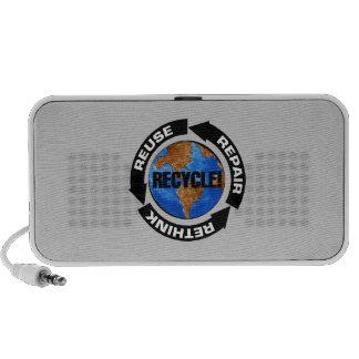 Recycle World Mp3 Speaker