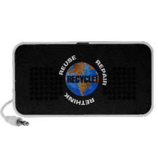 Recycle World PC Speakers