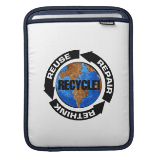 Recycle World Sleeve For iPads