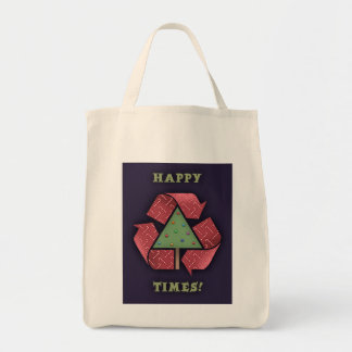 Recycle X-Mess Tote Bag