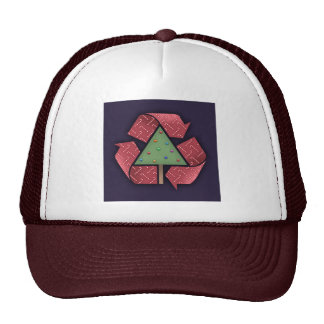 Recycle X-Mess Trucker Hat