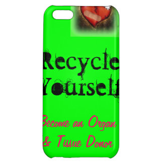 Recycle Your Parts iPhone 5C Cover