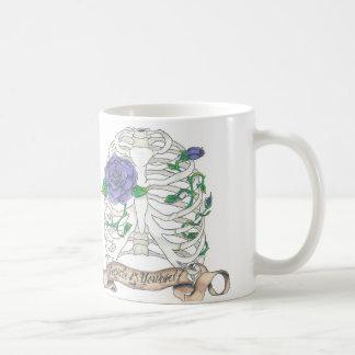 Recycle Yourself Mug. Coffee Mug