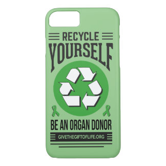 Recycle Yourself phone case