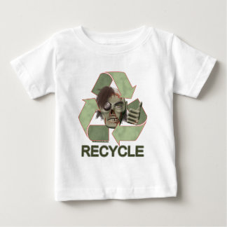 Recycle Zombie Baby T-Shirt