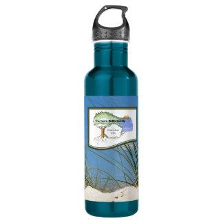 Recycled Aluminum Terra Bella Water Bottle-Dune Stainless Steel Water Bottle