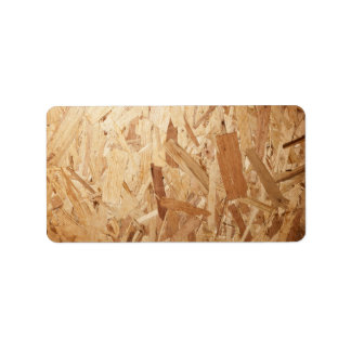Recycled Compressed Wood Texture For Background Label