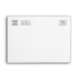 Recycled Greeting Card Envelope Business Bulk Mail