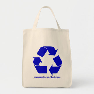 Recycled Grocery Tote Bag