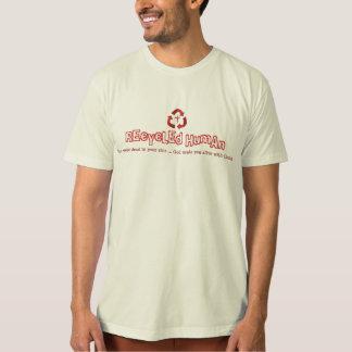 Recycled Human men's organic Christian t-shirt