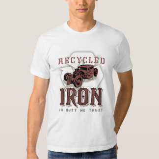 Recycled Iron T Shirt