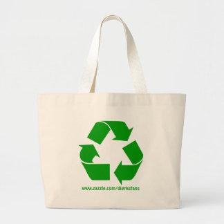 Recycled Jumbo Tote Bag