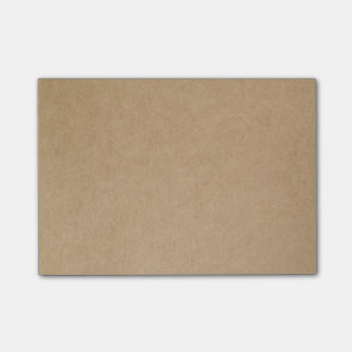 Recycled paper texture post-it® notes