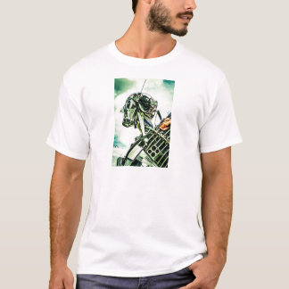 Recycled Robot T-Shirt