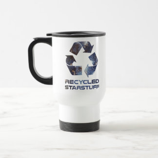 Recycled Star Stuff 15 Oz Stainless Steel Travel Mug
