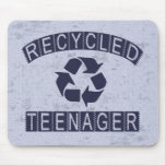 Recycled Teenager Mouse Mats