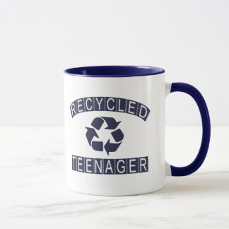 Recycled Teenager Mug