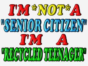 e8c00f0b5 Funny Senior Citizen T-Shirts - T-Shirt Design & Printing | Zazzle