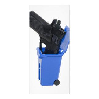 RecycleMetal071009 Custom Rack Cards